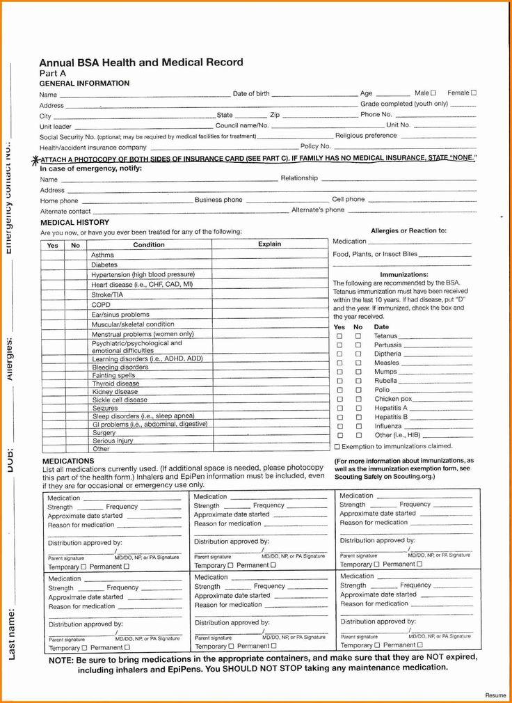 Certification of medical records form best of 20 medical