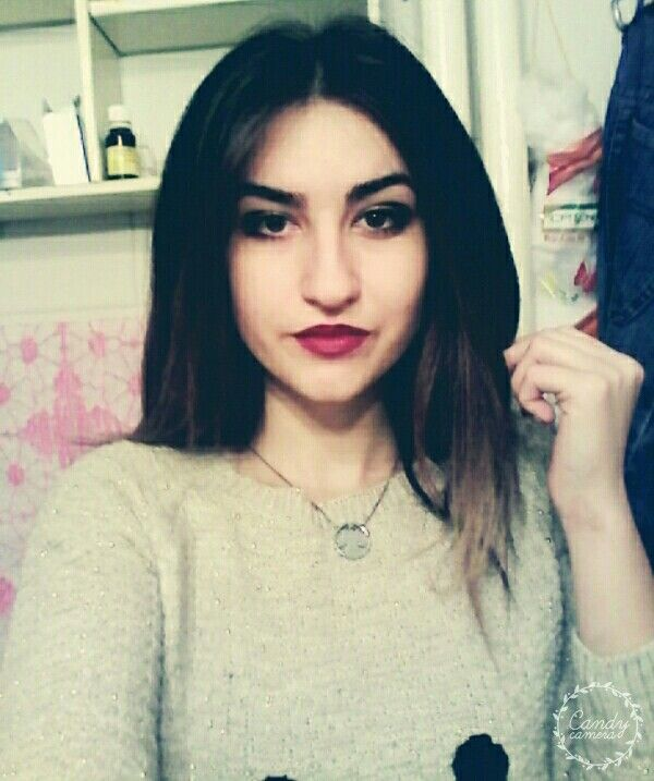 #makeup #idea #redlips