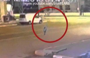 Conmoción en Turquía: Supuesto alien volador es grabado por cámaras de seguridad | Ovnis