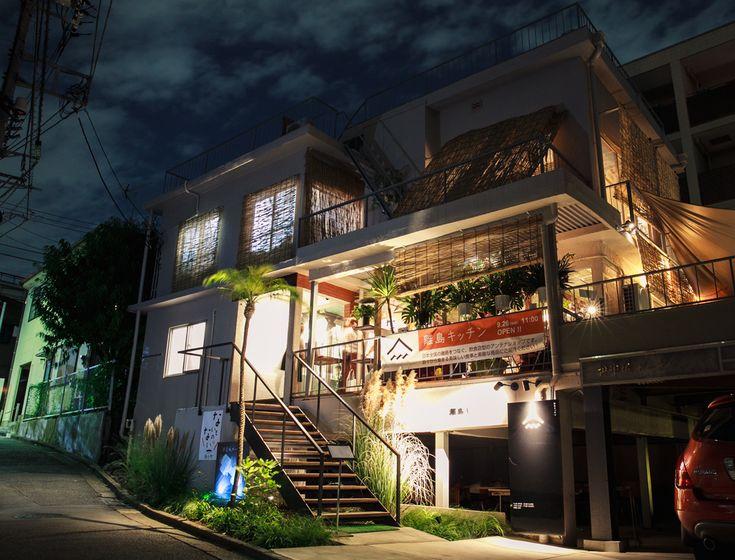 離島の食材を味わえるレストランが神楽坂に登場