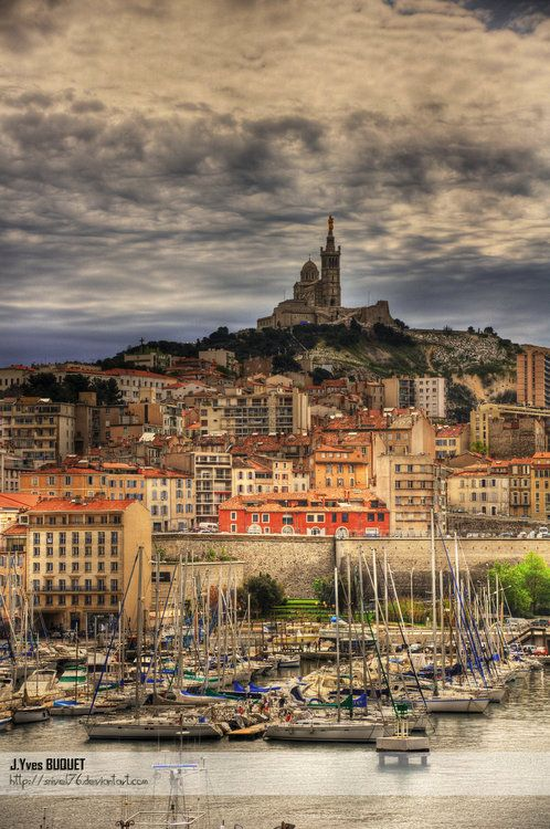 Make visiting Marseille, France a bucket list priority.