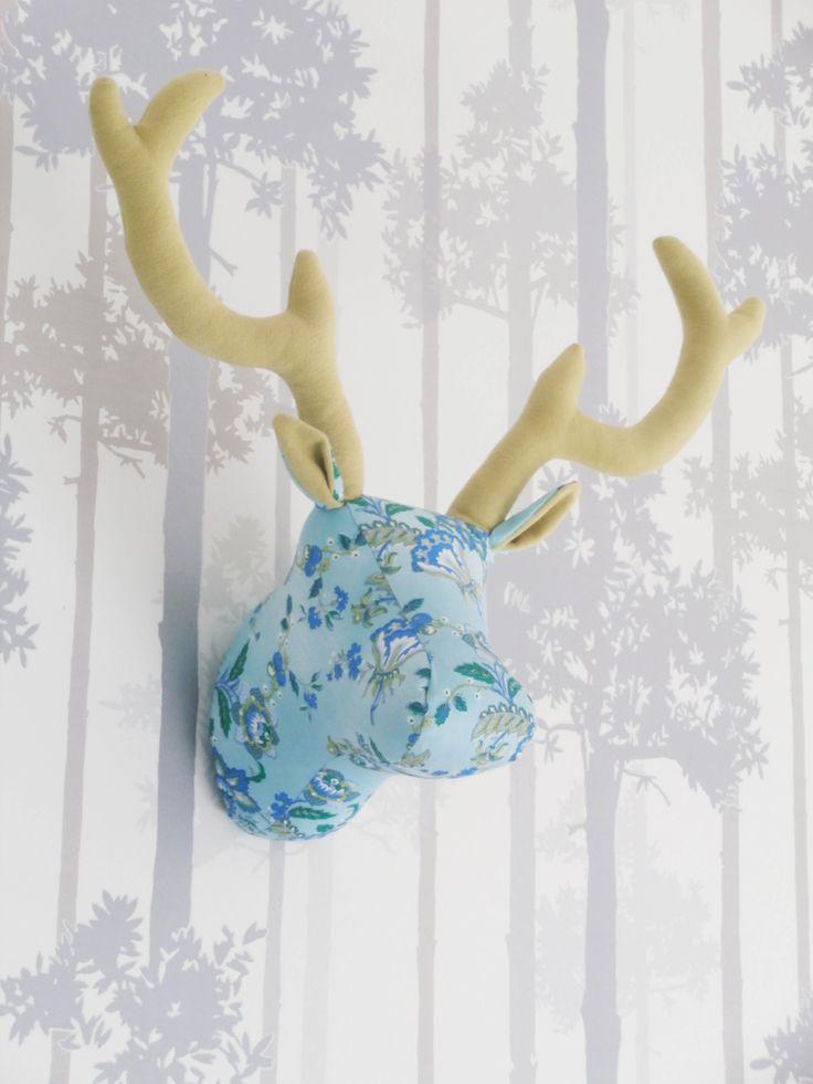 M s de 1000 ideas sobre decoraci n de cabeza de ciervo en - Cabeza de ciervo decoracion ...