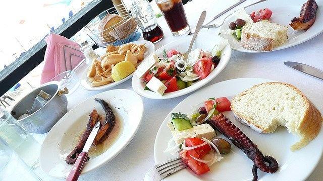 Блог о путешествиях - Кухня Греции - традиционные блюда и вина Греции