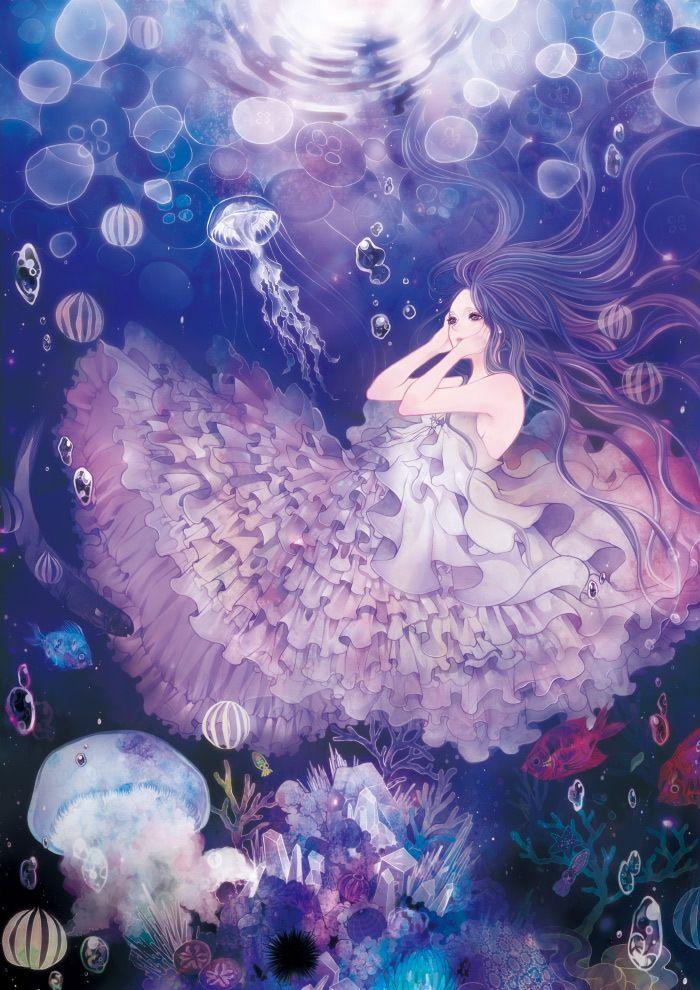 Jellyfish... http://e-shuushuu.net/images/2011-04-28-398182.jpeg