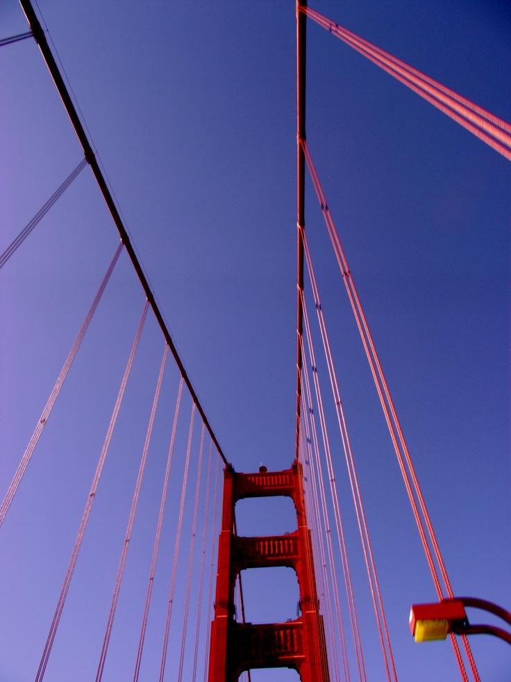 #Cruzando el Golden Gate #fotofinsemana