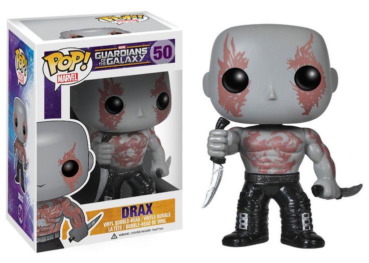 Funko POP! Marvel: Guardians of the Galaxy - Drax