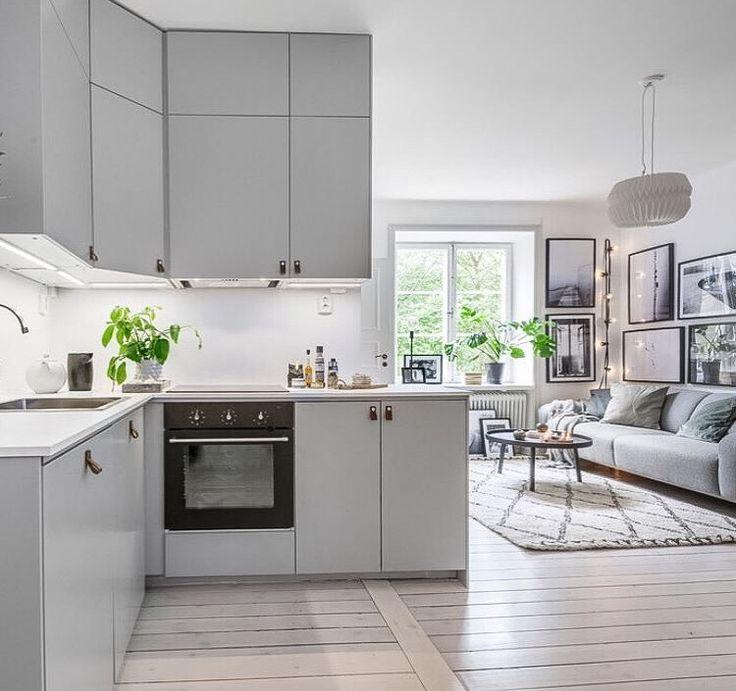 Kök-vardagsrum