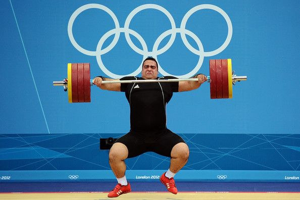 Supplemental Exercises for Olympic Weightlifting - Olympic weightlifter