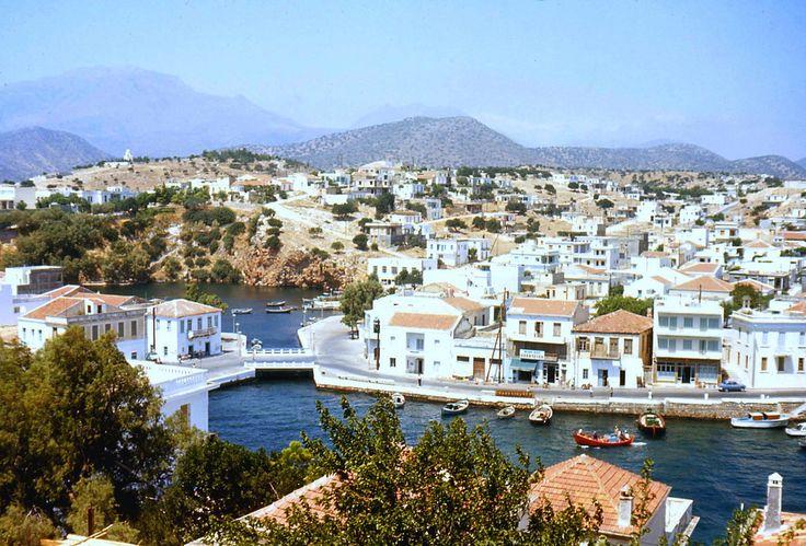 Agios Nikolaos,1965.