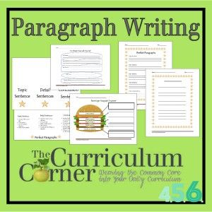 Best 25 paragraph writing ideas on pinterest teaching paragraphs hamburger paragraph and kid - Writing corner ideas ...