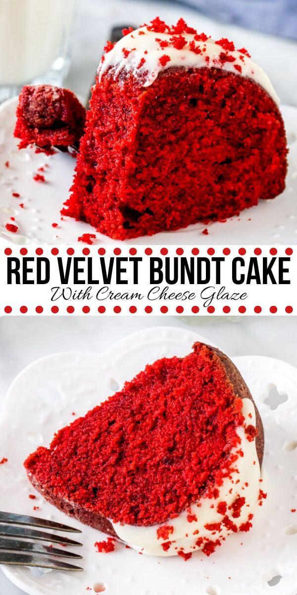 Red Velvet Bundt Cake Recipe In 2020 Red Velvet Bundt Cake Velvet Cake Recipes Red Velvet Cake Recipe