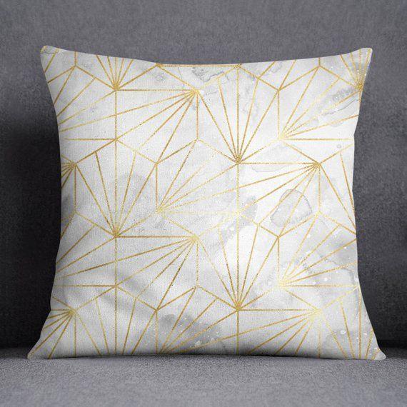 Golden Spiderweb Pillowcase Decorative Throw Pillow Cover Case Design Pillow Case Birthday Gift Idea