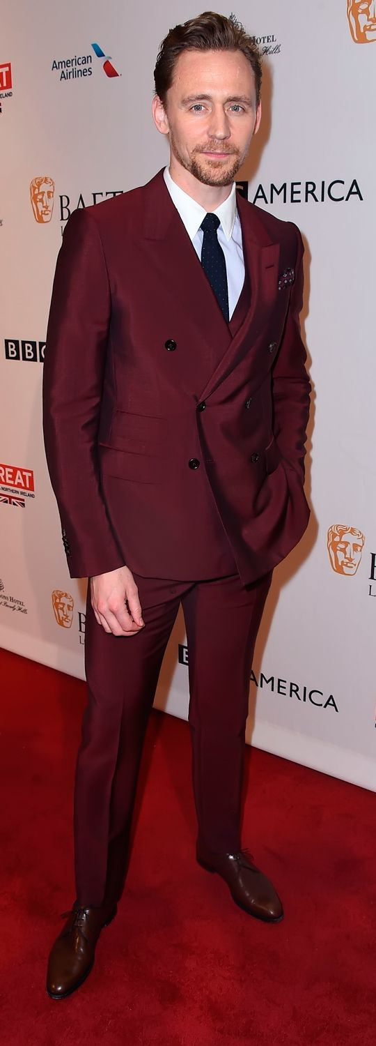 Tom Hiddlston at the BAFTA Tea Party at Four Seasons Hotel in Los Angeles - 7th January. Source: tomhiddleston.us ( http://tomhiddleston.us/gallery/thumbnails.php?album=869 ) Full size image (UHQ): http://tomhiddleston.us/gallery/albums/2017/Jan7thArrivals/042.jpg
