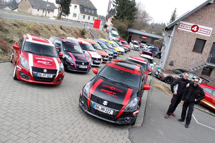 Race Cars › Rent4Ring Racing