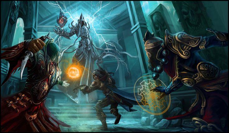diablo iii reaper of souls wallpaper to download - diablo iii reaper of souls category