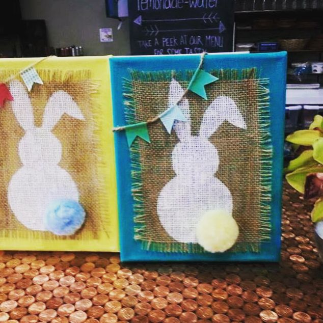 Make your Easter EGG-celent and join us tomorrow and Saturday to make Easter crafts! Whether it is bunny decor an Easter basket a burlap bunny Easter inspired string art or more swipe left to see more!  #bunnies #springdiy #burlap #bunny #decor #homedecor #springtime #handmade #handcrafted #easterbunny #shabbychic #springbreak #marchmadness #kidfriendly #easterevent #workshop #class #pinspirationaz #pinspiration #pinterest #highstreetaz #desertridge #jwmarriott #phx #az #goodfriday…