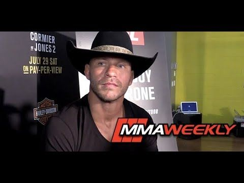 MMA Donald Cerrone Lists His Dream Fights... Other Than Robbie Lawler