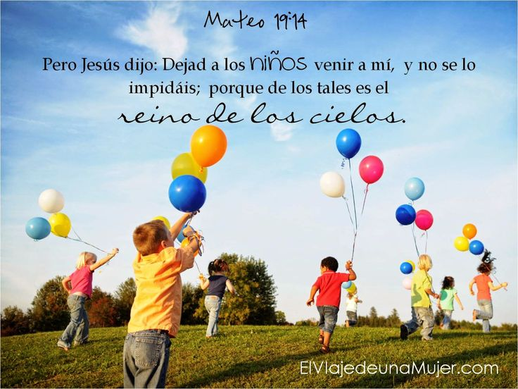 Una de nuestras mayores responsabilidades como padres es procurar que nuestros hijos se acerquen a Jesús. Sabemos que la salvac...