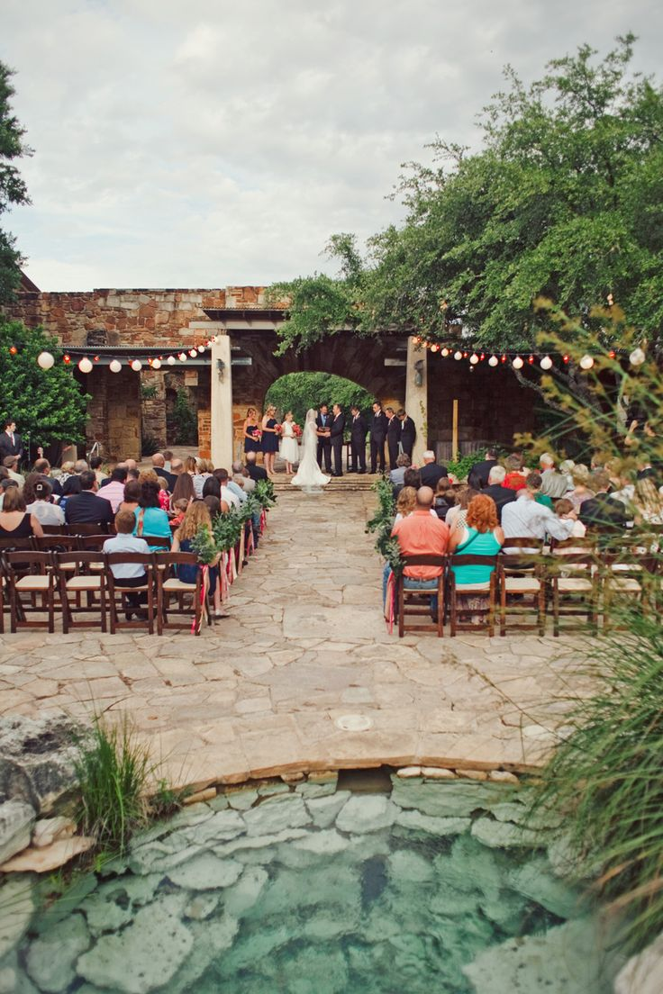 austin texas garden wedding venue
