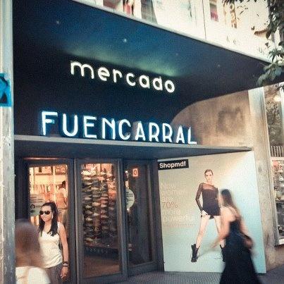 MERCADO DE FUENCARRAL _ MADRID