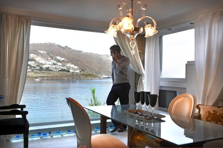 Noah's Mykonos Villa, Top Floor..