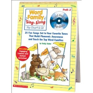 word family poems for 1st gradeFamilies Poems, Singalong Flip, Families Singing Along, Flip Charts, Word Families, 1St Grades, Words Families, Singing Along Flip, Families Singalong
