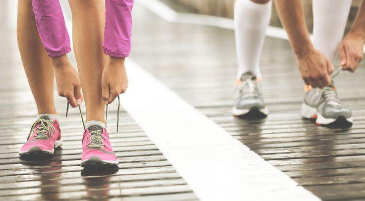 Allenamento per la mezza maratona