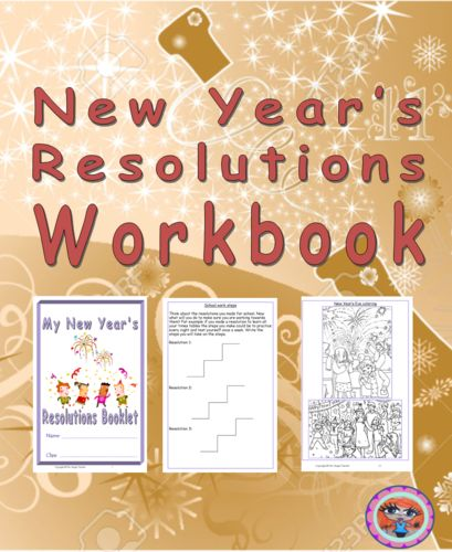 ... resolutions fun author s shops tes author s primary ks1 ks1 ks2