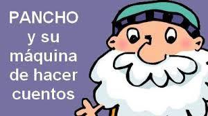 Patricia Ortiz acaba de crear un pin muy interesante respecto a Pancho y su máquina de hacer cuentos - Un excelente recurso para crear cuentos, no te lo pierdas.