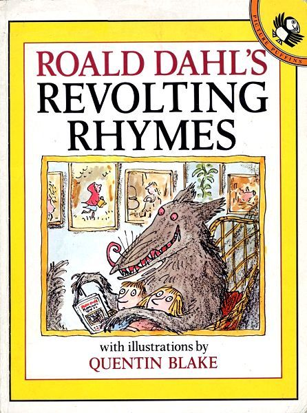 1000+ ideas about Roald Dahl Revolting Rhymes on Pinterest | James ...