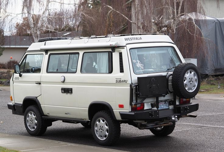 1990 VW Syncro Westfalia - A MUST SEE. LOADED! - Expedition Portal