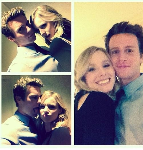 Kristen Bell (anna) and Jonathan Groff.(Kristoff) They're ...Kristen Bell And Jonathan Groff