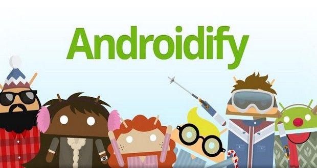 Androidify es una curiosa aplicación con la que podrás hacer tu propio muñeco Android en unos sencil...