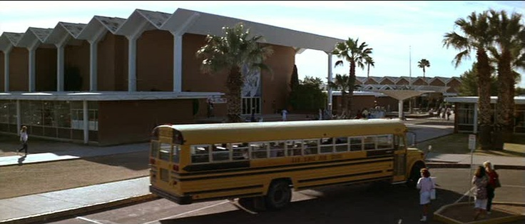 Coronado High School - Scottsdale, AZ (filming location for Bill & Ted's Excellent Adventure)