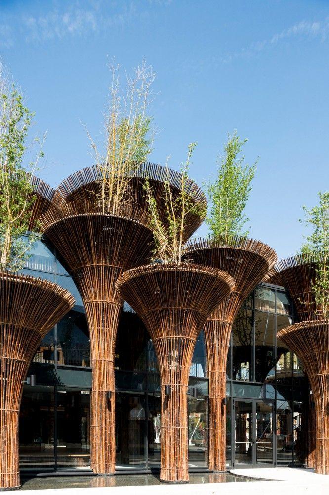 Galerie des Vietnam-Pavillons – Milan Expo 2015 / …