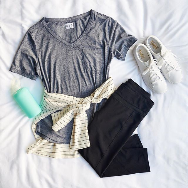 T-minus 12 hours until the weekend. Have your stretchiest leggings & softest tee on deck—just in time for tomorrow.