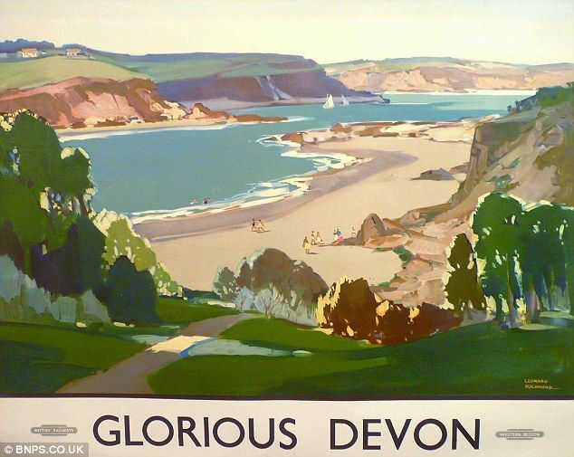 Glorious Devon.