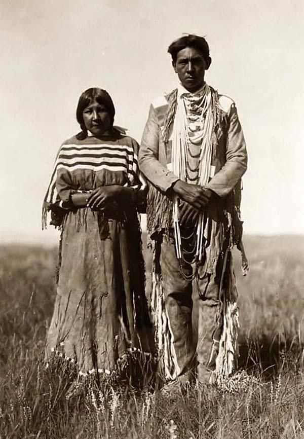Native american women seeking white men