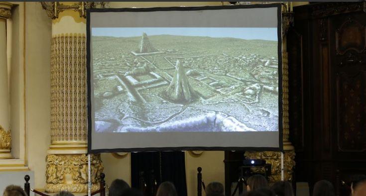 #DESTACADAS:  Escáner detecta miles de estructuras arqueológicas en Guatemala - La Jornada en linea
