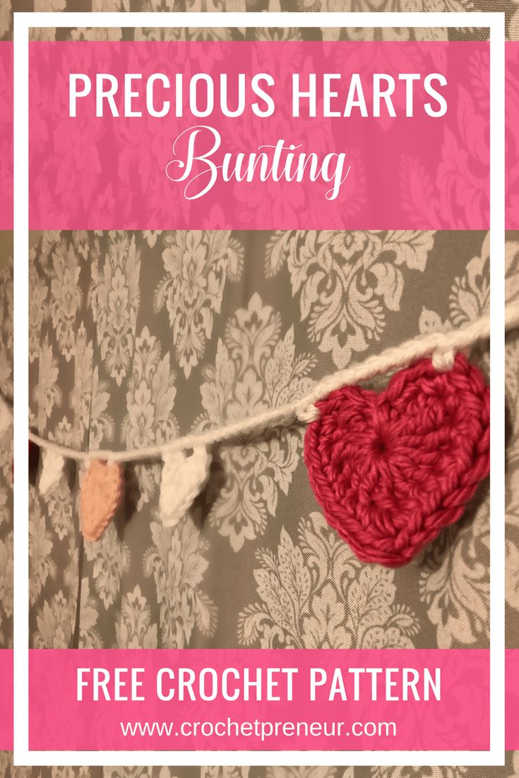 The 155 best Crochet Hearts images on Pinterest | Crocheting ...