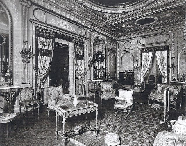 Another Great Interior Image Of The Cornelius Vanderbilt