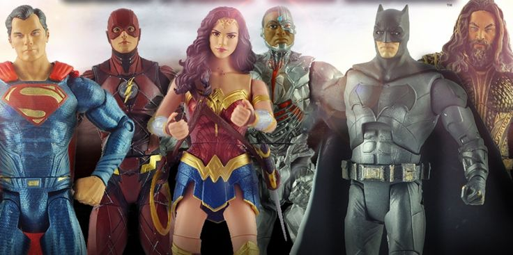 Justice League Action Figures Detailed  DC Comics right now gave followers their first take a look at Mattel's Multiverse Justice League motionfigures and remodeling Batmobile toy. The ...