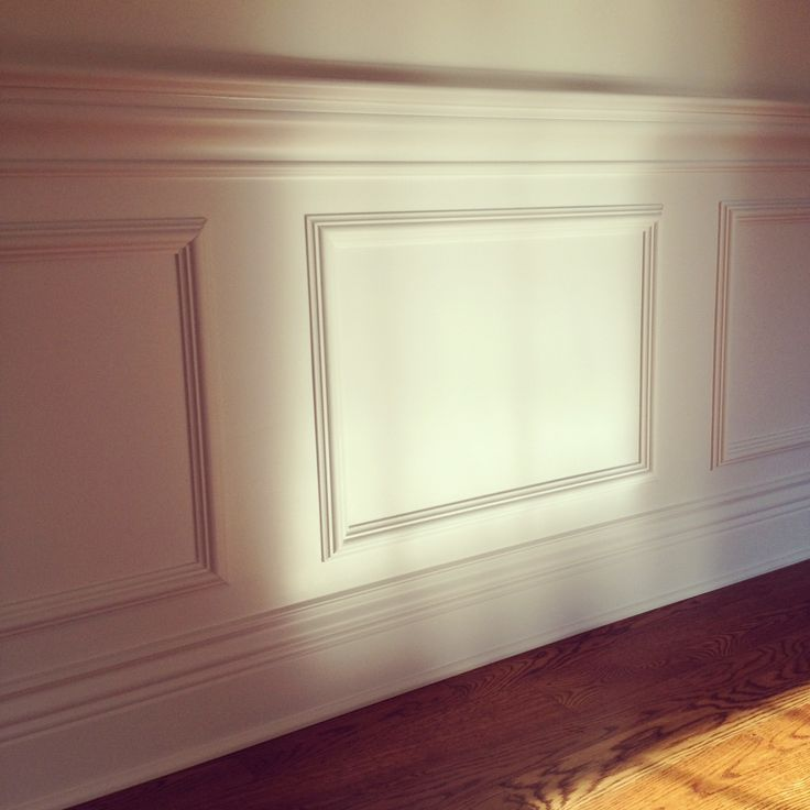 happenins design manifest faux molding baseboard on wall trim id=44542