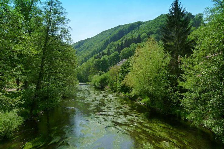 River Divoká Orlice - Potštejn -CZECH REPUBLIC-2014