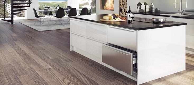 Built-in refrigerator, like drawers - Kjøleskuff - Norcool