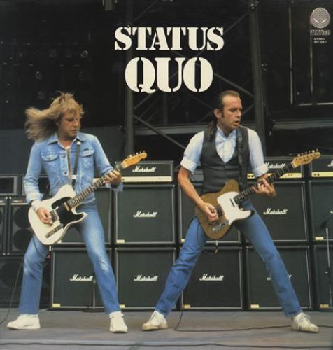 status quo - Google zoeken