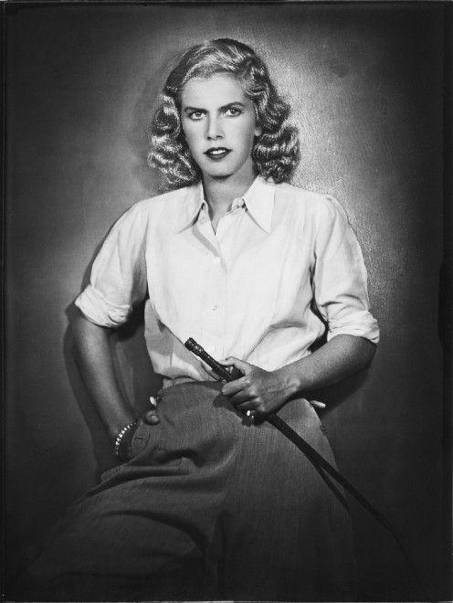 photo Ghitta Carell: Contessa Arrivabene, 1934 Copyright Archivio storico Fondazione 3M