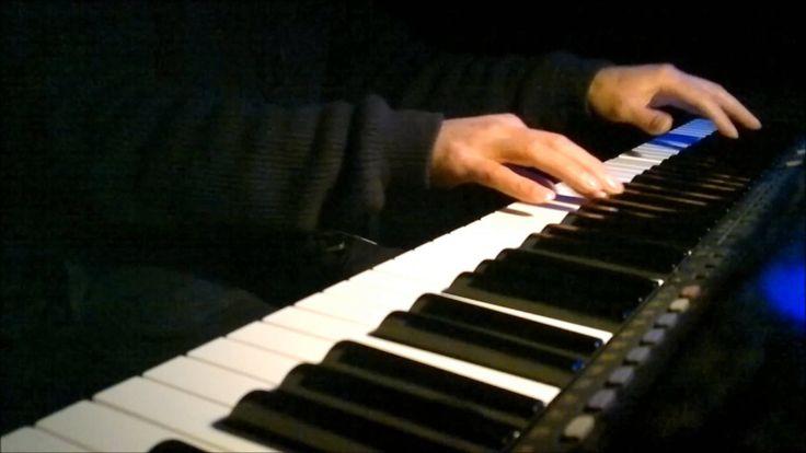Le coeur dans les étoiles (piano solo)