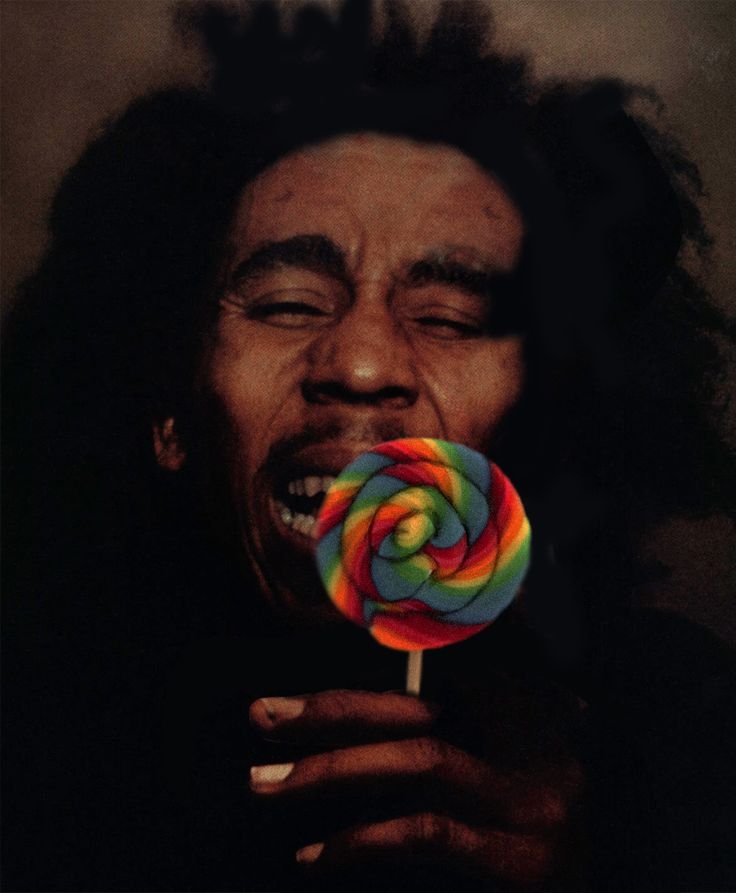 Dear Bob Marley, you're sweet when you quit smoking.