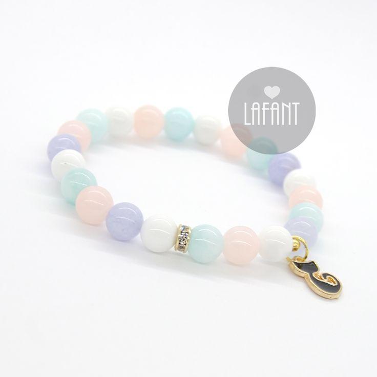 Bracelets by Lafant sklep online: www.lafant.pl jewlery | biżuteria | dodatki | fashion jewlery | blogger | polishbrand | pastels | cats lovers | cats | lafant